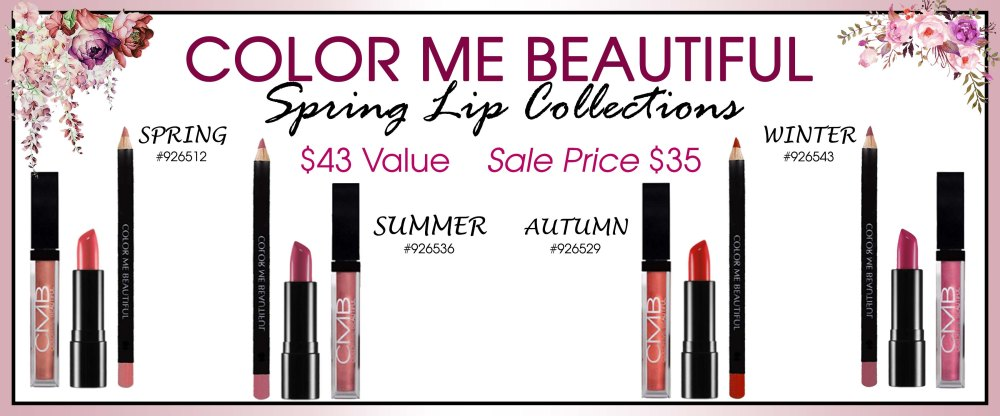 Spring Lip Collections